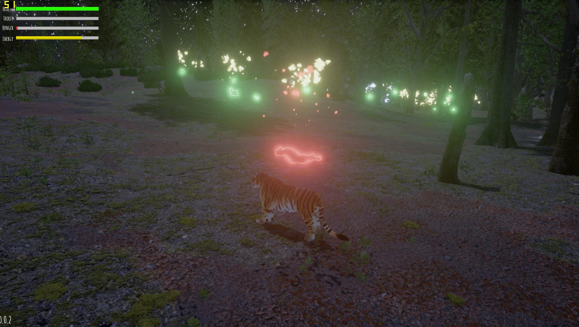 survivalizm - the animal simulator gameplay