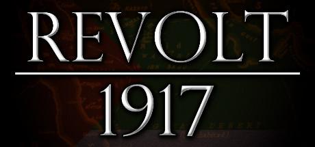 REVOLT 1917 cover art