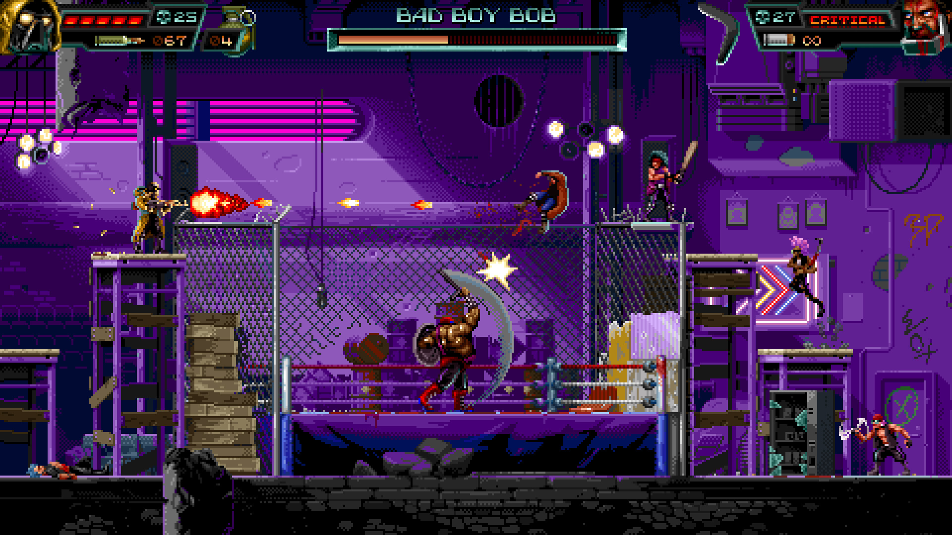 Huntdown Screenshot 1