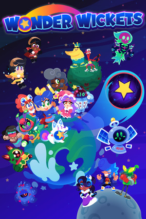 Wonder Wickets poster image on Steam Backlog