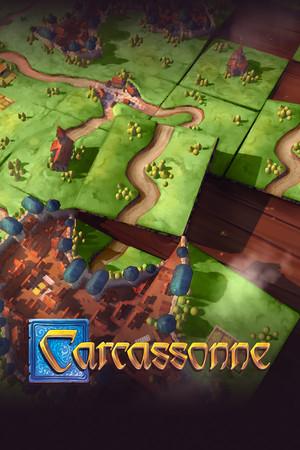 Carcassonne - Tiles & Tactics poster image on Steam Backlog
