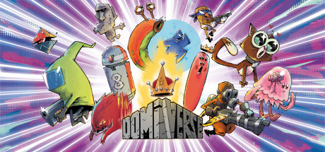 Domiverse cover art