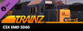 Trainz 2019 DLC: CSX EMD SD60-dlc