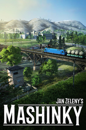 Mashinky poster image on Steam Backlog