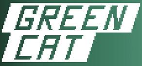Green Cat cover art