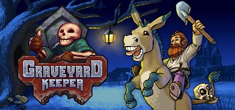 Graveyard Keeper [PT-BR] Capa
