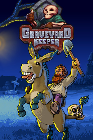 Graveyard Keeper poster image on Steam Backlog