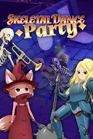 Skeletal Dance Party poster image on Steam Backlog