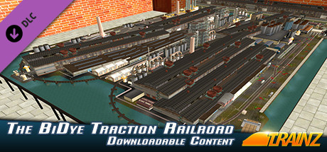 Trainz 2019 DLC: The BiDye Traction Railroad Route