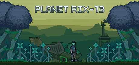 Planet RIX-13 cover art