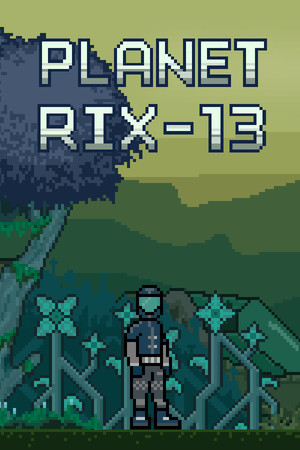 Planet RIX-13 poster image on Steam Backlog