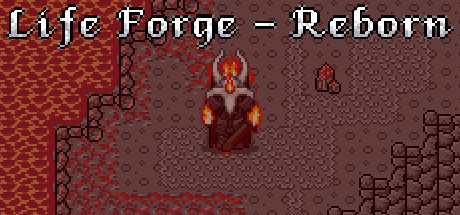 Life Forge - Reborn ORPG cover art