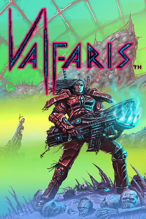 Valfaris poster image on Steam Backlog
