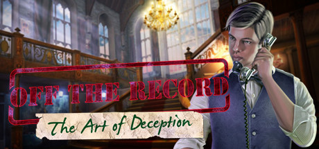 Off The Record: The Art of Deception Collector's Edition
