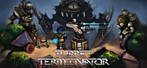 Turret Terminator cover art