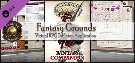 Fantasy Grounds - Fantasy Companion (Savage Worlds)