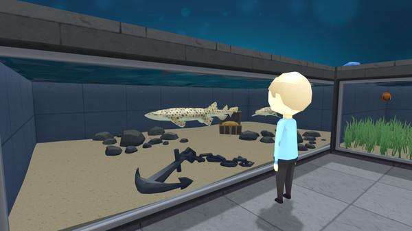 Screenshot of Megaquarium