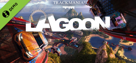 Trackmania² Lagoon Demo