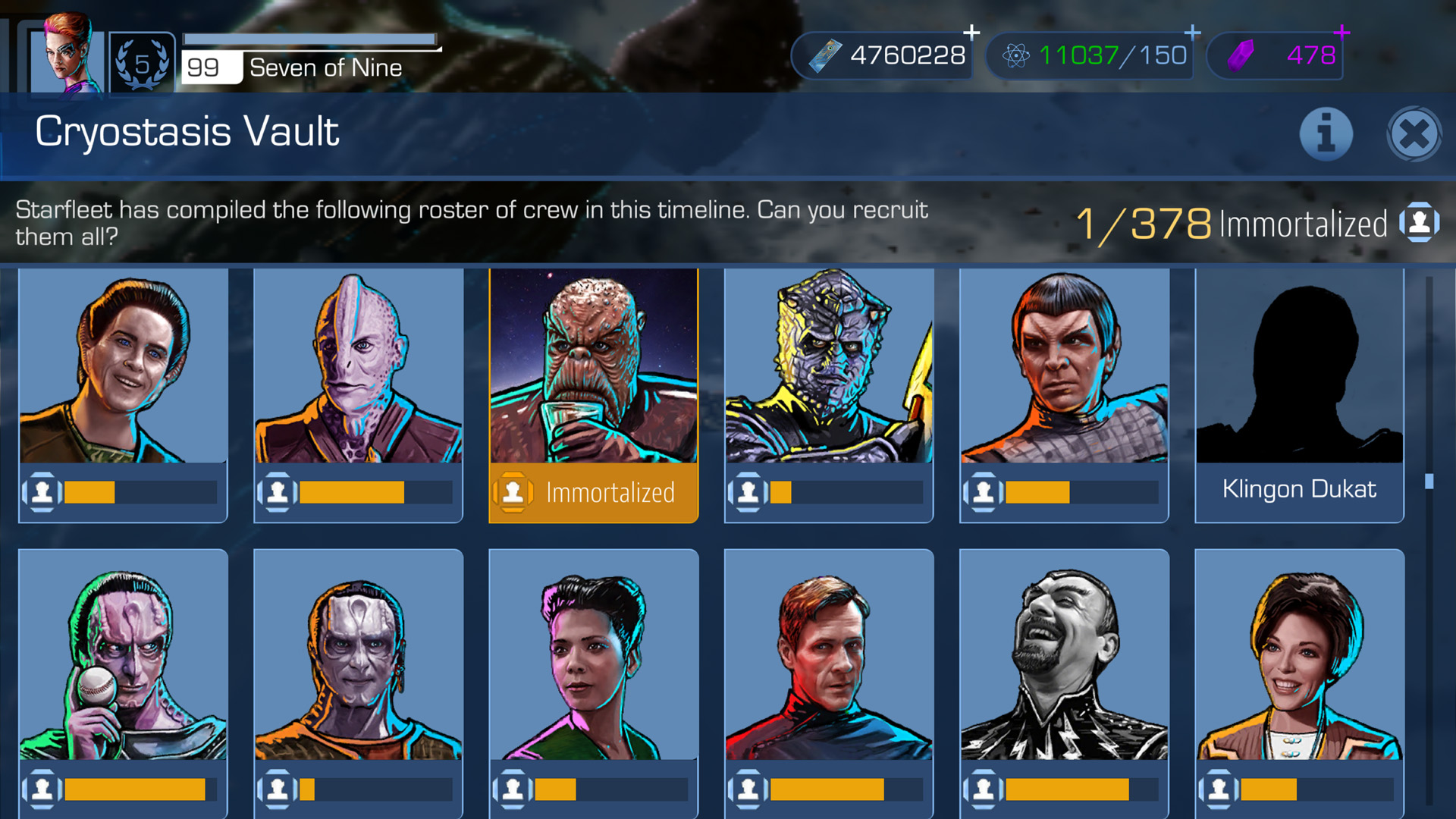 star trek timelines cheats
