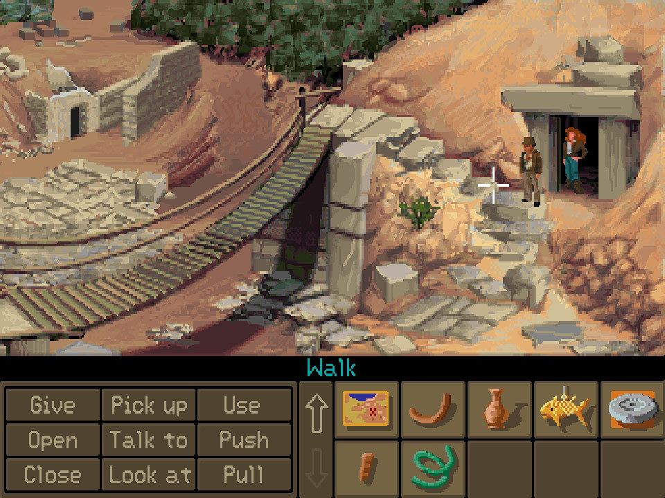 indiana jones and the fate of atlantis free download full game