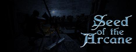 Seed Of The Arcane , Episode 1 - 神秘之种:第一章