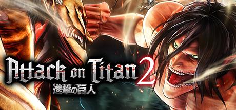 Attack on Titan 2 - A.O.T.2 - 進撃の巨人2 cover art