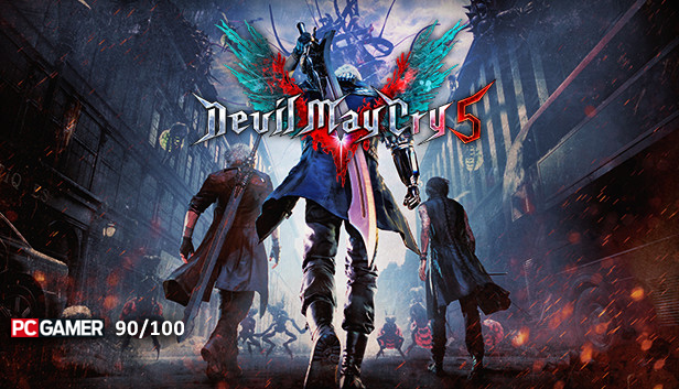 Devil May Cry 5 On Steam