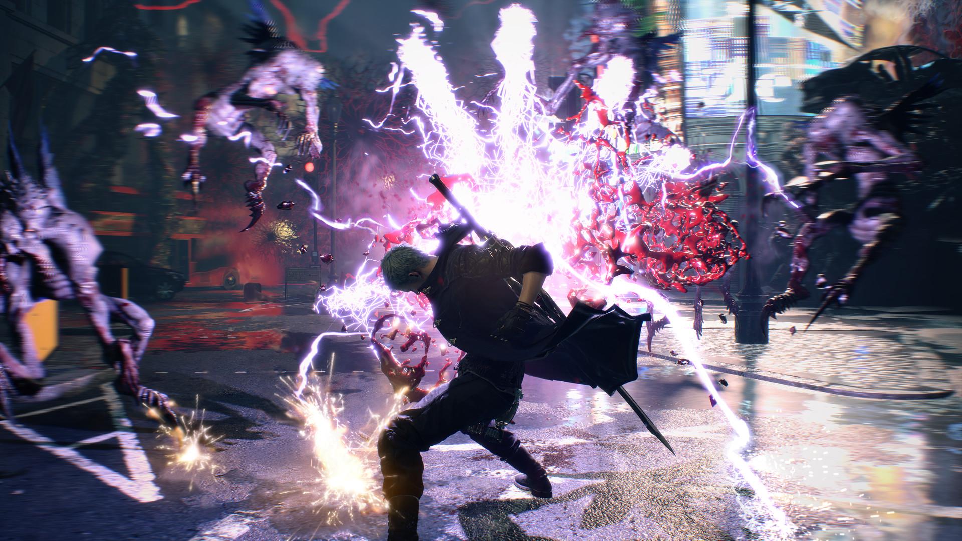 Link Tải Game Devil May Cry 5 Việt Hóa Miễn Phí Thành Công