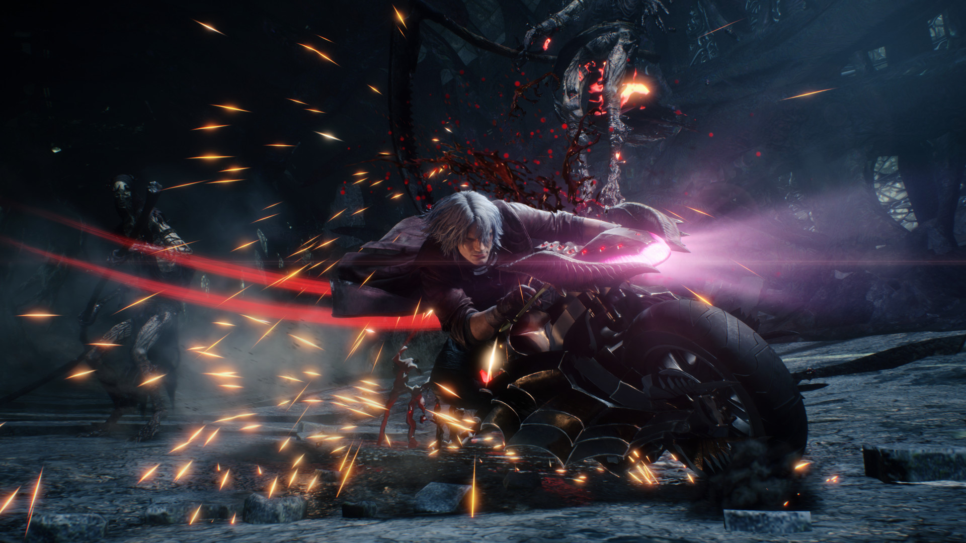 Devil May Cry 5 - GeForce Forums