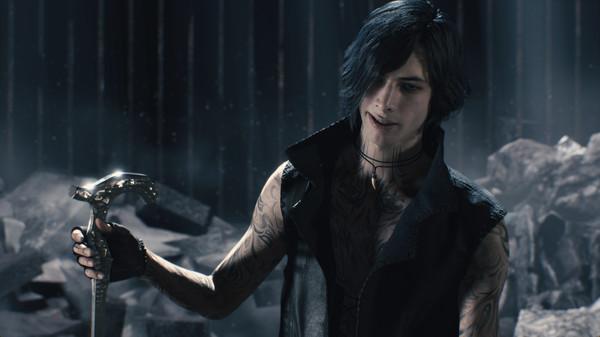 Screenshot of Devil May Cry 5