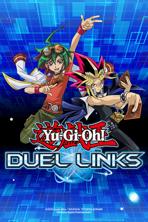 Yu-Gi-Oh! Duel Links poster image on Steam Backlog