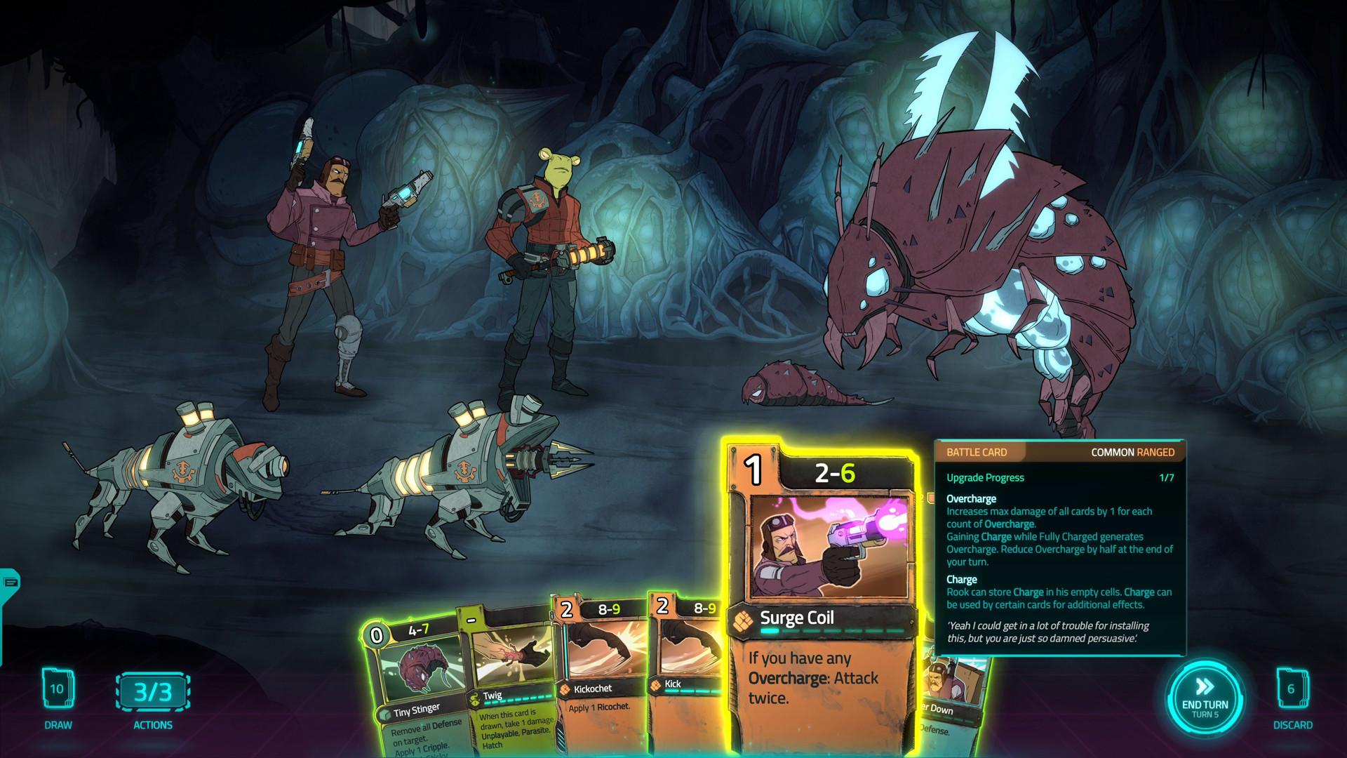 Griftlands Screenshot 1