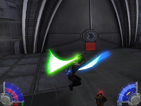 Скриншот из STAR WARS™ Jedi Knight: Jedi Academy™