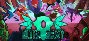 Alter Army cover art