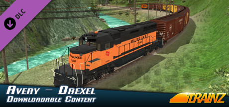 Trainz 2019 DLC: Avery - Drexel Route