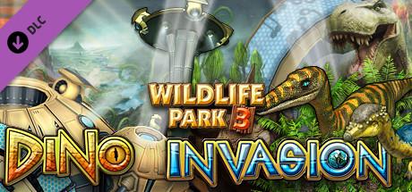 Wildilfe Park 3 - Dino Invasion