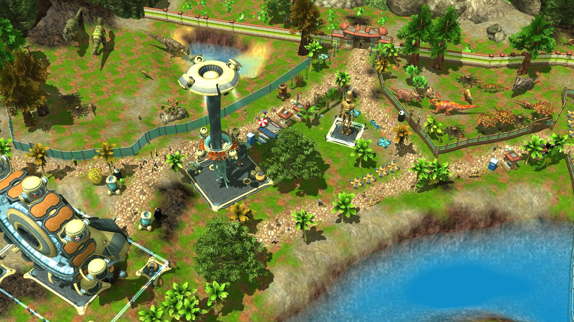 wildlife park 3 dino invasion download free full games strategy games. Black Bedroom Furniture Sets. Home Design Ideas
