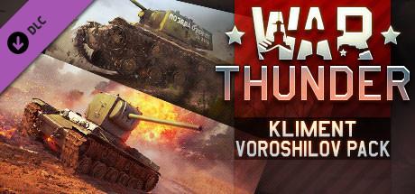 War Thunder - Kliment Voroshilov Pack