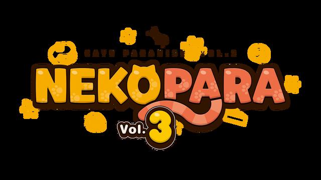 NEKOPARA Vol. 3 logo