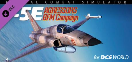 F-5E: Aggressors Basic Fighter Maneuvers Campaign | DLC