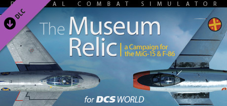 The Museum Relic Campaign | DLC