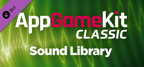 Save 40% on AppGameKit Classic - Sound Library on Steam