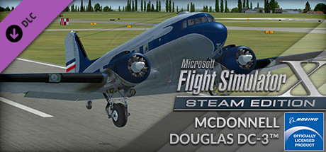 FSX Steam Edition: McDonnell Douglas DC-3™