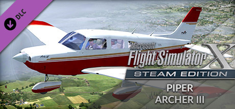 FSX Steam Edition: Piper Archer III Add-On