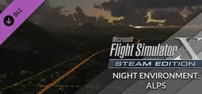 FSX Steam Edition: Night Environment: Alps Add-On