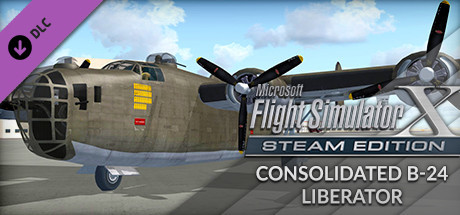 FSX Steam Edition: Consolidated B-24 Liberator Add-On