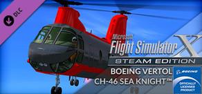 FSX Steam Edition: Boeing Vertol CH-46 Sea Knight™ Add-On