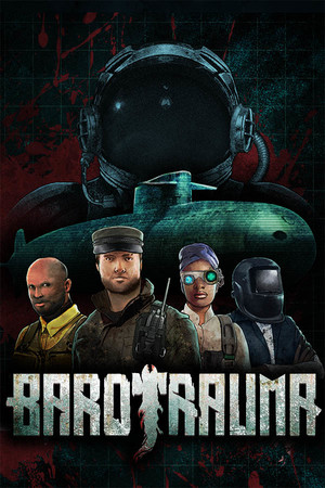 Barotrauma poster image on Steam Backlog