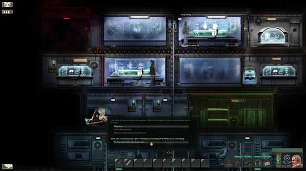 скриншот Barotrauma 3