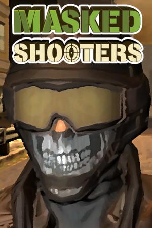 Masked Shooters poster image on Steam Backlog